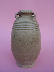 South east Asian Song Dynasty Celadon Vase