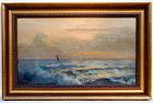 Emil Hirschfeld Russian Impressionist oil painting