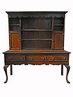 English Oak Welsh Dresser C. 1790